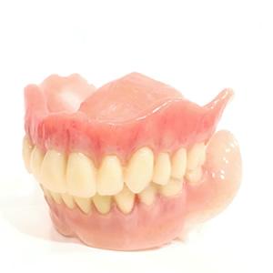 生体シリコン義歯